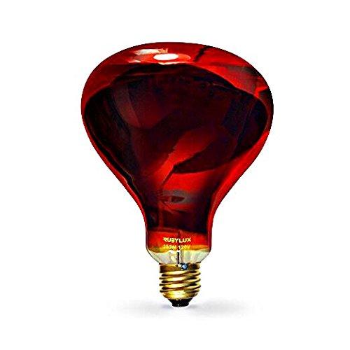 RubyLux NIR-A Near Infrared Bulb