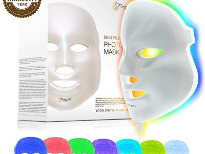 Project E Beauty 7 Color LED Mask [Rejuvenation Therapy] Reviews
