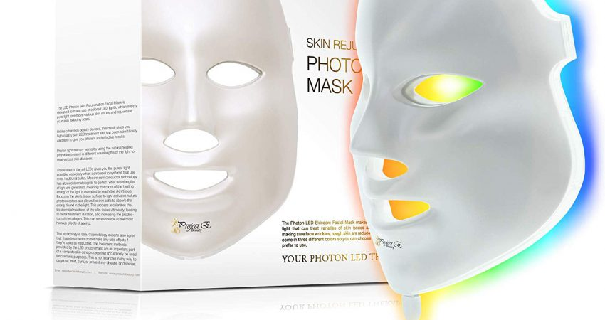 Project E Beauty 7 Color LED Mask [Rejuvenation Therapy] Reviews