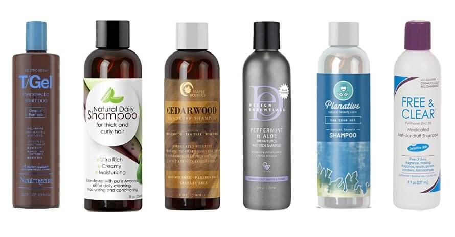Best Dandruff Shampoo For Men