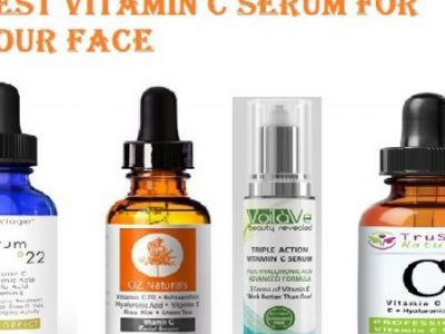 5 Best Vitamin C Serum for Face [2020 Updated]
