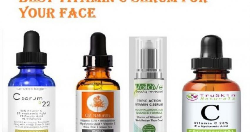 5 Best Vitamin C Serum for Face Reviews