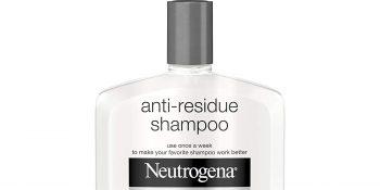 Neutrogena Anti-Residue Shampoo-Good For Oily Hair