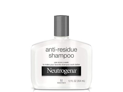 Neutrogena Anti-Residue Shampoo-Good For Oily Hair