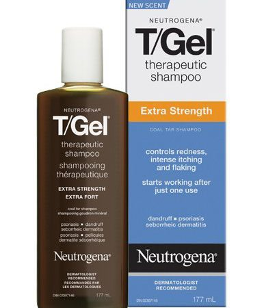 Neutrogena T/Gel Dandruff Shampoo Reviews On 2020