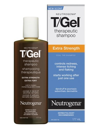 Neutrogena T-Gel Therapeutic Shampoo
