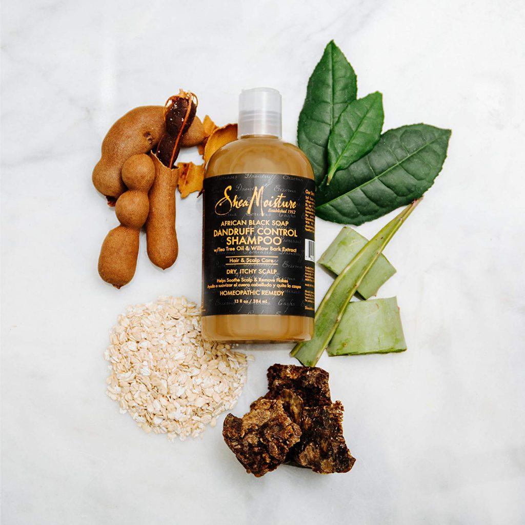 SheaMoisture Dandruff Control Shampoo