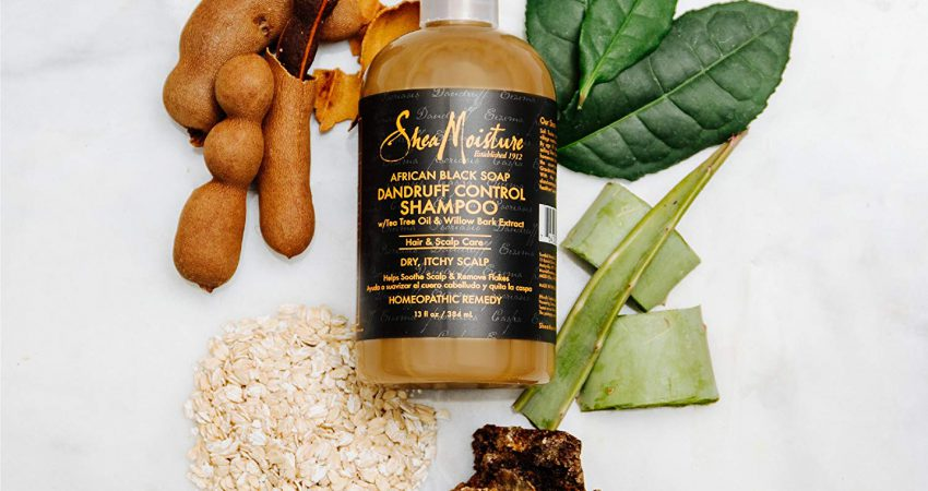 SheaMoisture African Black Soap Dandruff Control Shampoo Reviews