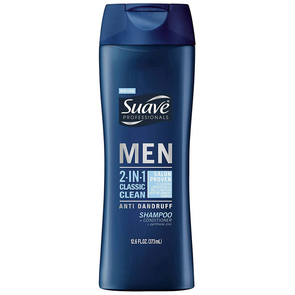 Suave Men 2in1 AntiDandruff Shampoo