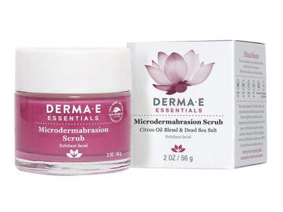Derma E Microdermabrasion Dead Sea Salt Scrub Reviews