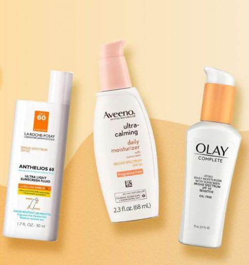 10 Best Sunscreen For Sensitive Skin Reviews